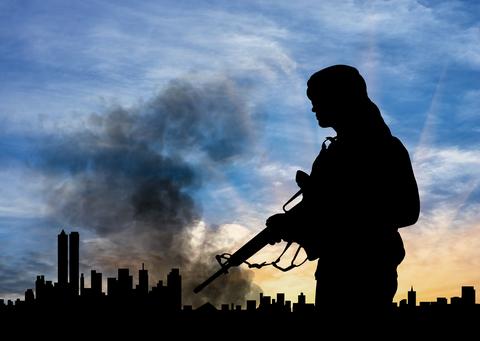 """El """"saludo a la bandera"""" no es una opción cuando se trata de terrorismo"""