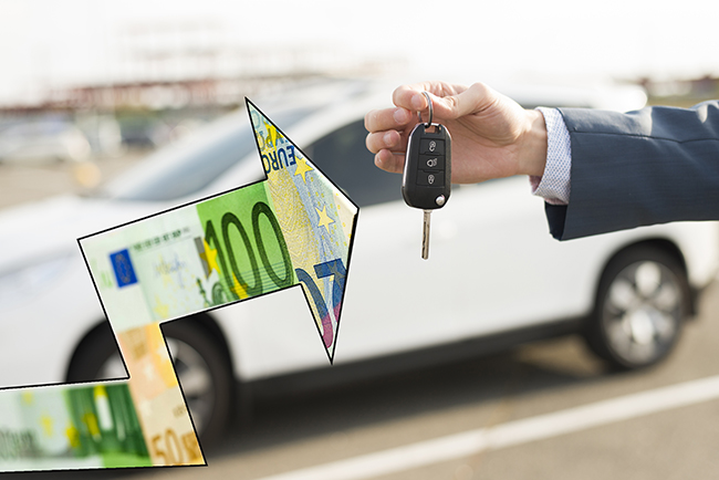 El flujo de dinero ilegal asociado al mercado automotriz Venezolano