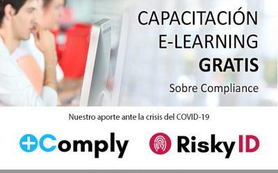 CAPACITACIÓN E-LEARNING GRATIS – Nuestro aporte ante la crisis del COVID-19
