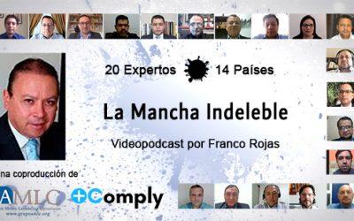"El videopodcast ""La Mancha Indeleble"" llega al mundo del compliance"