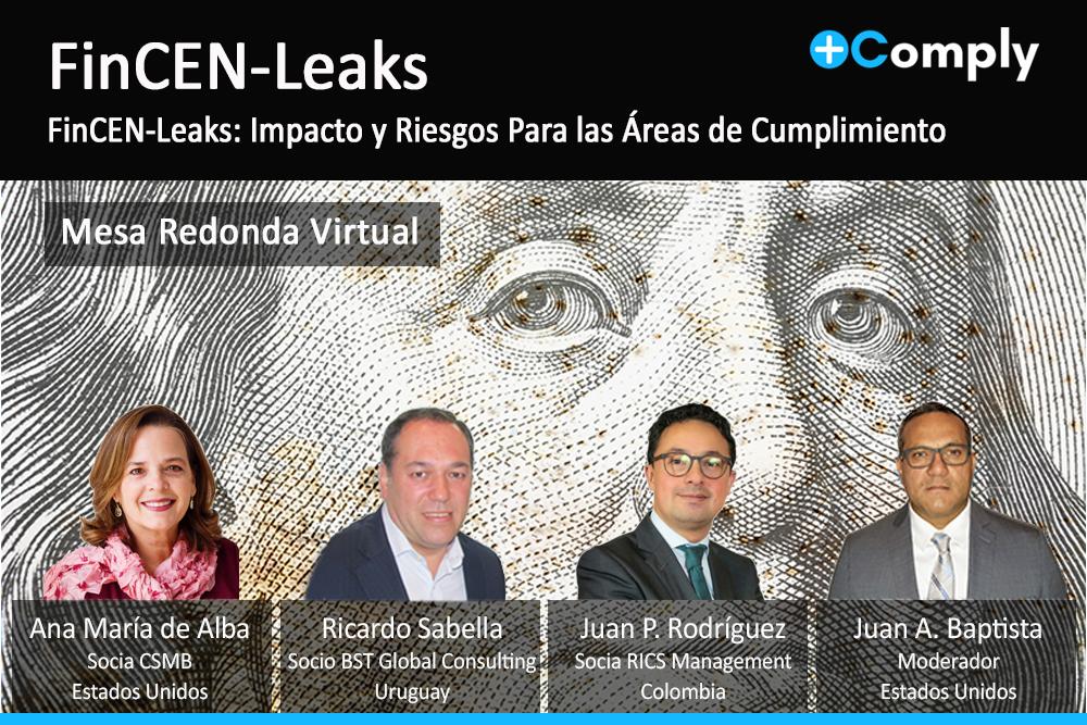Protegido: FinCEN-Leaks: Impacto y Riesgos Para Las Áreas de Cumplimiento